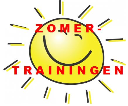 Zomertraining
